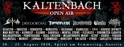Kaltenbach Open Air 2020 + 2021 (15th anniversary)