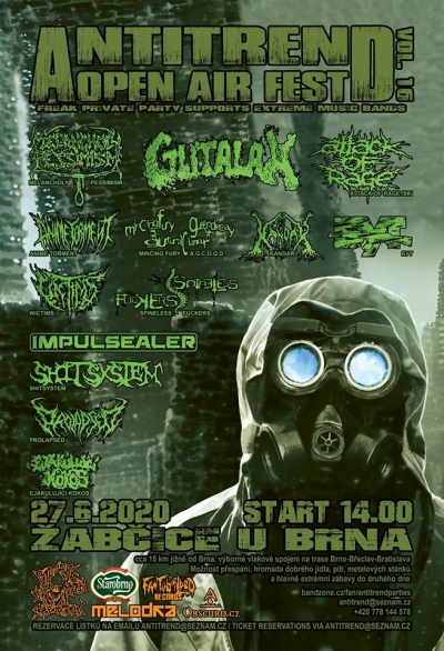 ANTITREND open air festival 2020