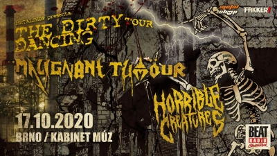 (ZRUŠENO) The Dirty Dancing Tour 2020 - Brno