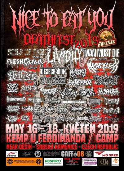 Nice To Eat You Deathfest 2019 (vol. 6)